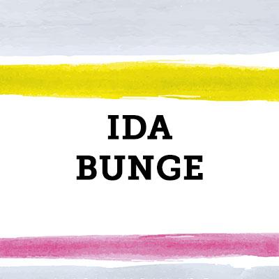 Ida Bunge