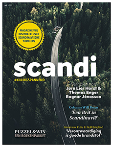 Scandi, het magazine over Scandithrillers