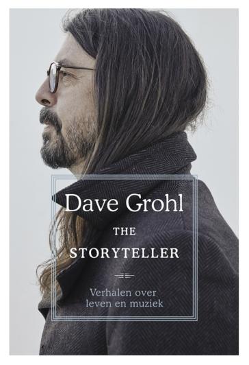 Omslag the storyteller dave grohl