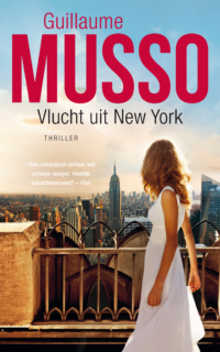 Vlucht uit New York Guillaume Musso