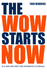 The wow starts now Theo Hendriks