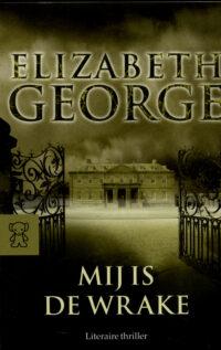 Mij is de wrake Elizabeth George